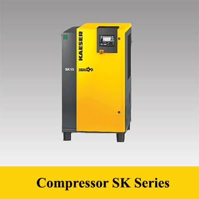 Discerning compressed air users expect maximum availability and efficiency, even from smaller compressors. It will come as no surprise therefore that KAESER's SK series rotary screw compressors go far beyond meeting these key expectations. Not only do they deliver more compressed air for less power consumption, but they also combine ease of use and maintenance with exceptional versatility and environmentally responsible design  1.SIGMA PROFILE airend At the heart of every SK system lies a premium quality airend featuring KAESER's SIGMA PROFILE rotors. Operating at low speed, KAESER's airends are equipped with flow-optimised rotors for superior efficiency. 2.SIGMA CONTROL 2 The SIGMA CONTROL 2 ensures efficient control and system monitoring. The large display and RFID reader provide effective communication and maximum security. Multiple interfaces offer exceptional flexibility, whilst the SD card slot makes updates quick and easy. 3.Maximum efficiency: IE3 motors Needless to say, all KAESER SK series rotary screw compressors feature energy-saving, premium efficiency IE3 drive motors.  4.Efficient cooling KAESER's innovative cooling system uses a high efficiency dual flow fan and separate air flow channels for cooling of the motor, the fluid/compressed air cooler and the control cabinet.  5.Automatic belt tensioning The automatic belt tensioning device ensures consistent transmission efficiency and excellent drive system reliability.  FOR MORE DETAIL  https://goo.gl/TFfFRX