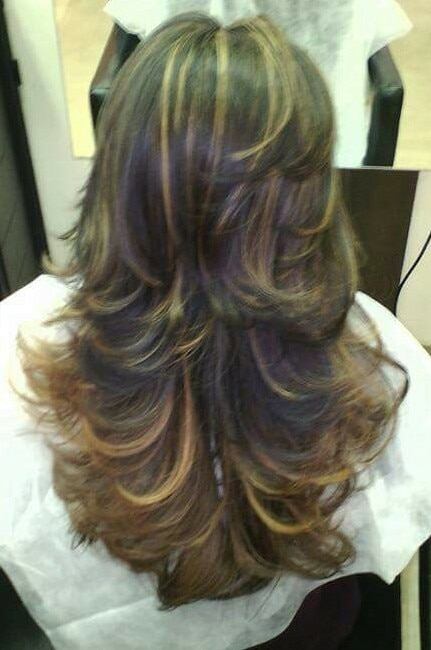 Hair Color Package