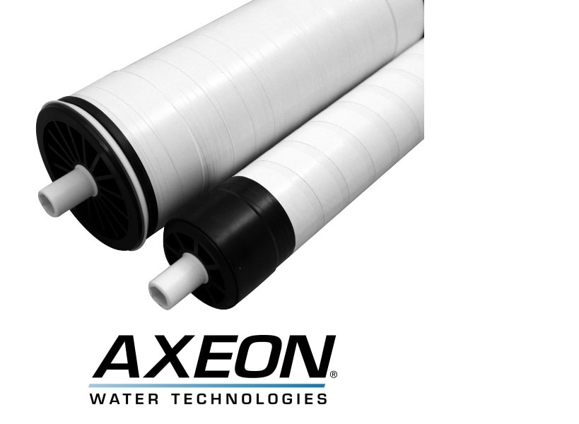 Series Membrane Elements are the only elements on the market that operate at a pressure of only 80 psi. AXEON HF5 – Series Membrane Elements are available in all standard  4 – inch and 8
