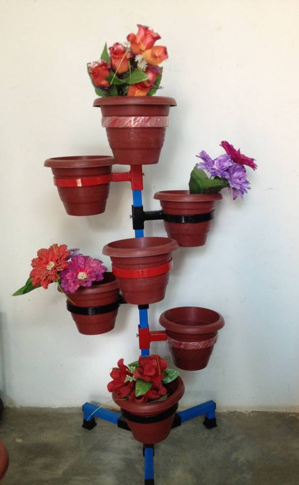 SPECIFICATION; Use For  Decorated Items/ Natural Products Types Of Blossom Stands Seven Pot
