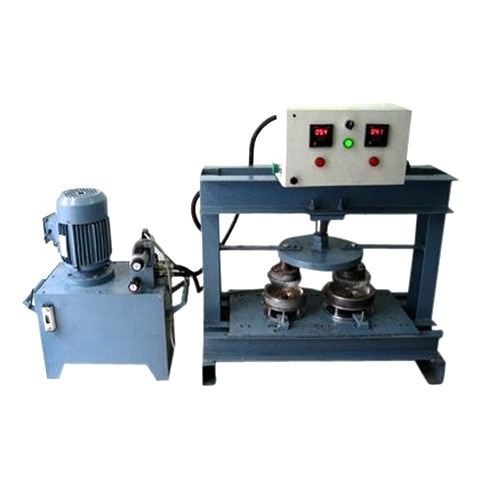 As a customer-focused organization, we are providing a wide array Paper Dish Making Machine. In addition to this, we are providing these products at very leading prices.   automation grade : semi automatic/automatic production capacity : 2000-3000pcs/hr electricity consumption : 1.5-2units/hr power : 1200watt timer : selec/multispan/schnider/L&T/ GE switches : L&T/GE/selec motor : crompton/hitachi/ gear pump : dowty/yuken/polyhydron
