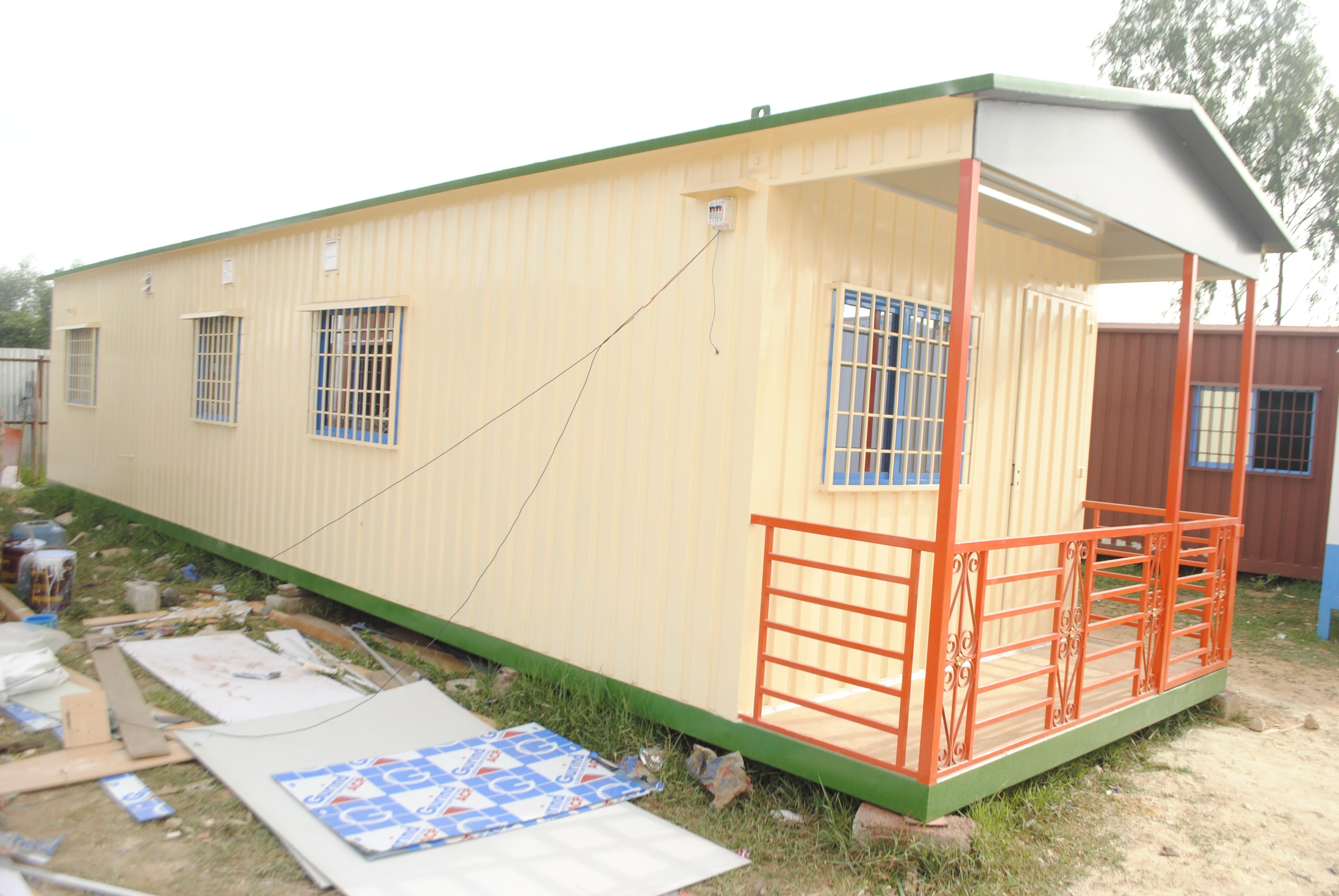 Office Cabin in Bang