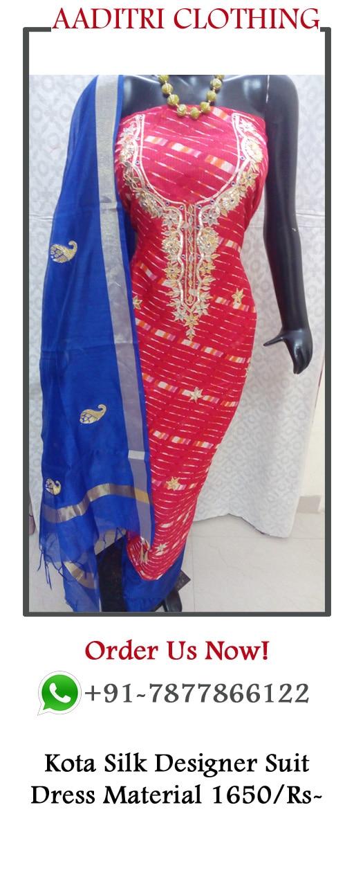 Kota Silk Designer S