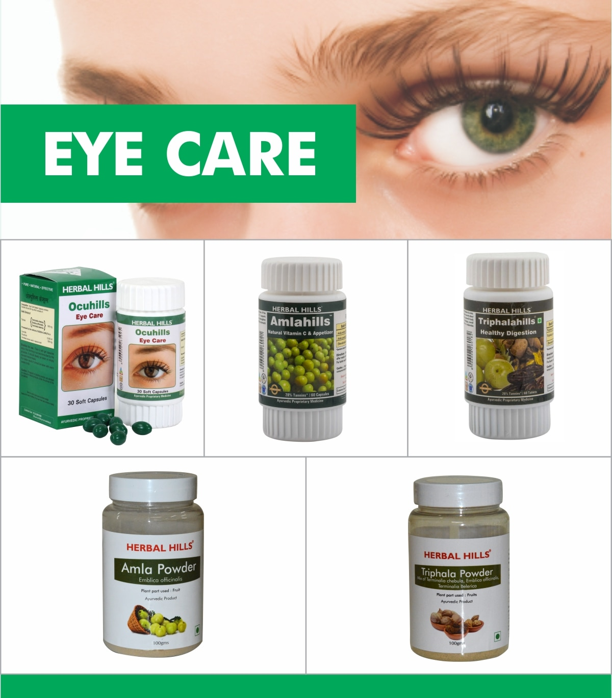 Natural Eye Care Pro