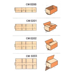 Slotted-type Boxes c
