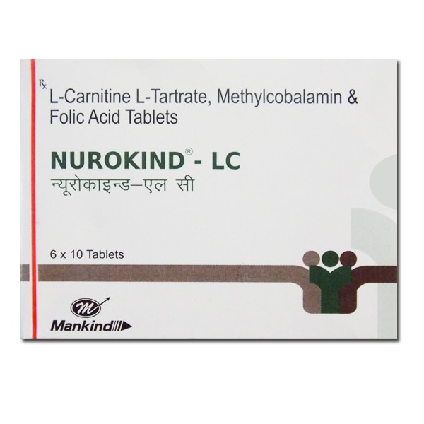 TAB NUROKIND -LC. in Nashik, India from INTELLECT WELLNESS CHEMIST PVT. LTD.