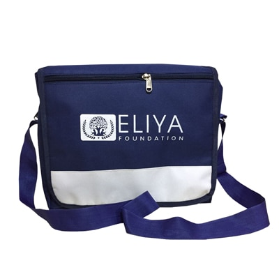 This messenger bag is stylish and durable. We suggest that you team it with a pair of jeans and a casual tee to complete the look.It has a padded laptop compartment which can carry laptops up to 13.5 inch.