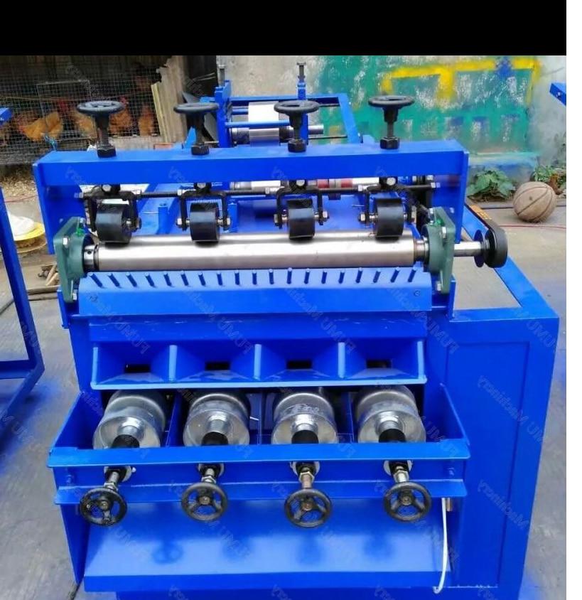 Scourer machine that