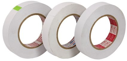 Double-sided tape is