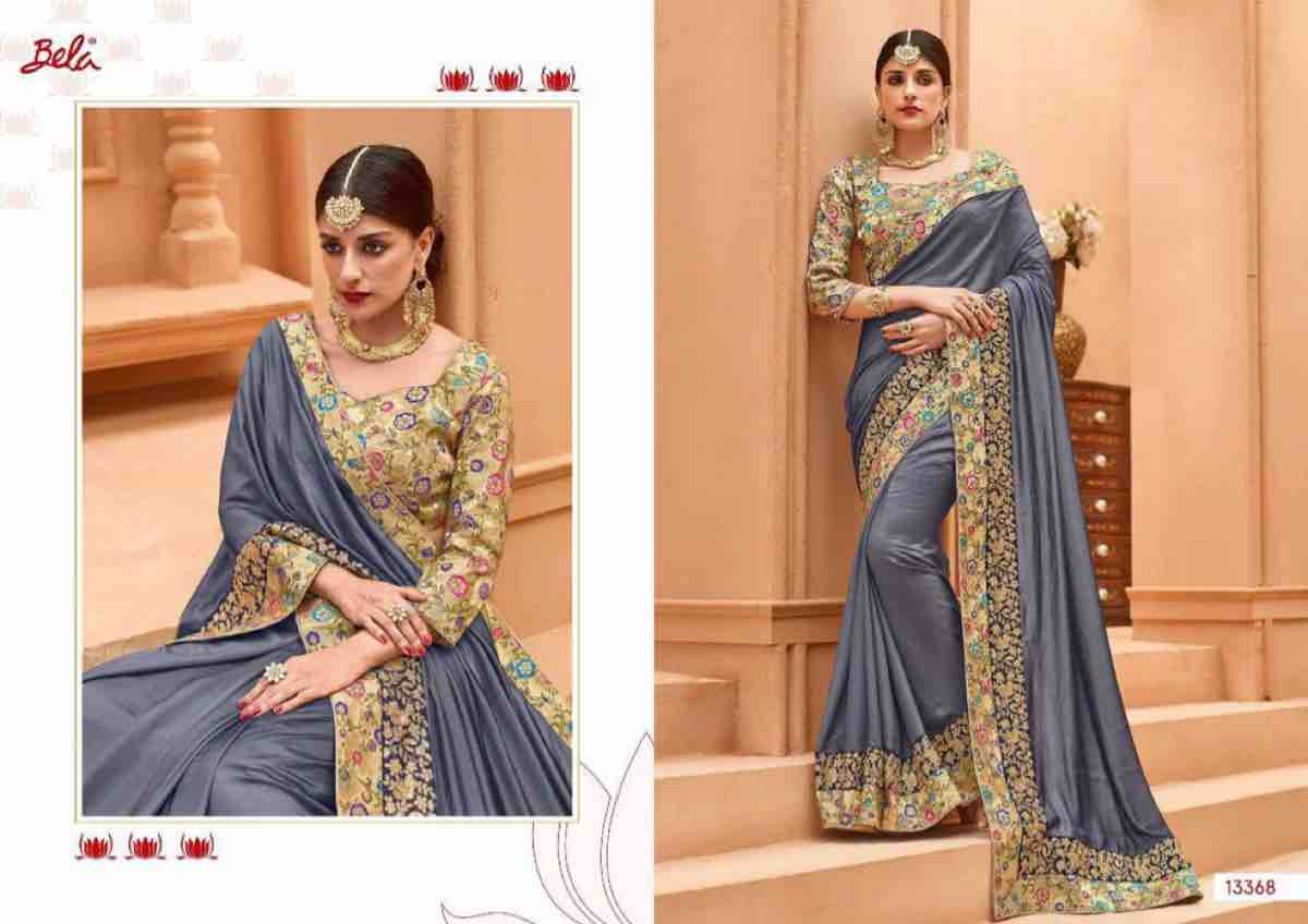 Designer bridal wear sarees