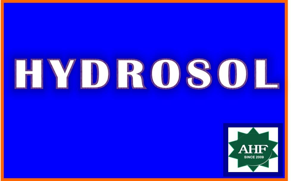 Hydrosol    Benefit