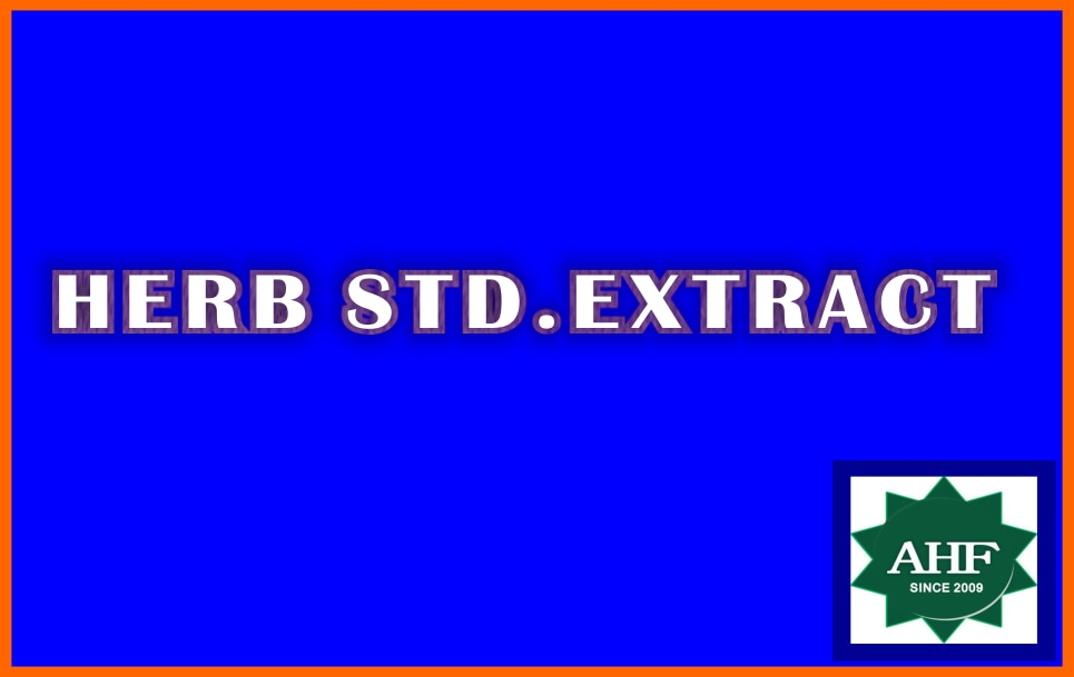 Herb Std Extract