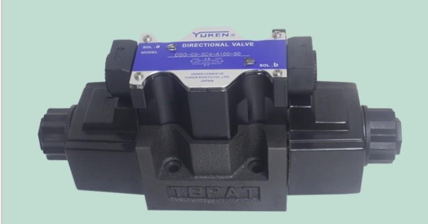 A hydraulic valve pr
