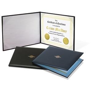 Status Holder Certificate
