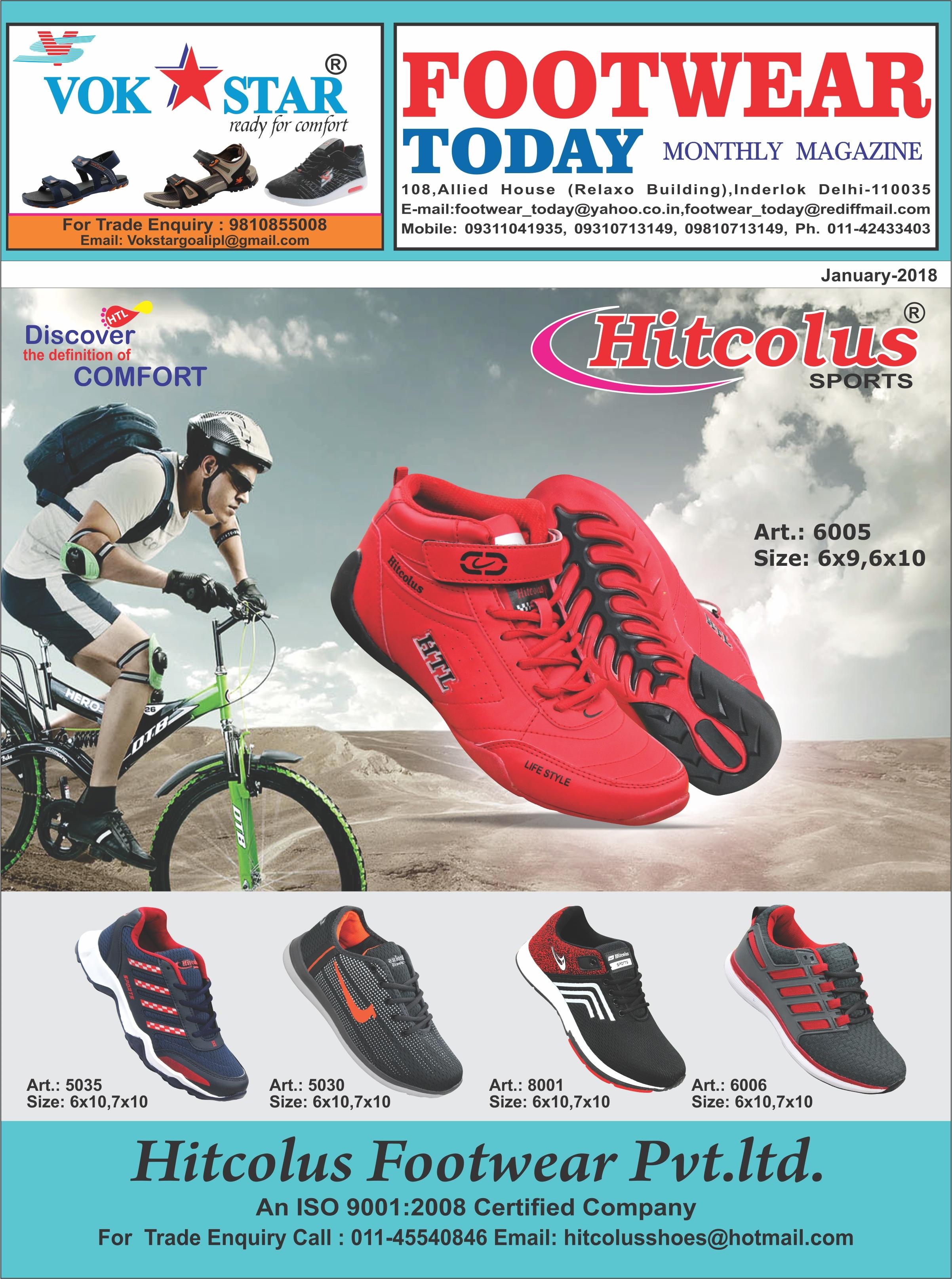Footwear Today Magazine