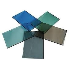 We offer Tinted Glass which usually given a bronze, grey cast, light green and light blue tinted glass dramatically cuts glare and heat from the sun (solar gain) yet only slightly reduces the amount of light admitted into your home. Where sun-caused fading or damage may be a serious problem, such as at unprotected south-facing windows, you may want to opt for glass with a solar bronze or solar grey tint to reject UV rays. Our offered glass is stringently checked on different quality parameters before being dealt to our clients assuring its flawlessness at user's end.   Features:  Enhanced aesthetics Reduces light transmission High strength