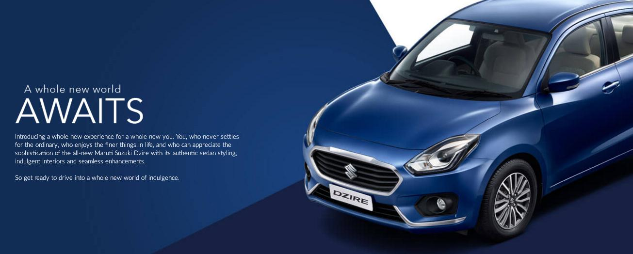 All New Dzire