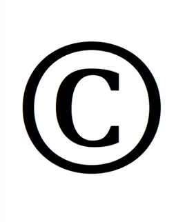 Copyright is a right
