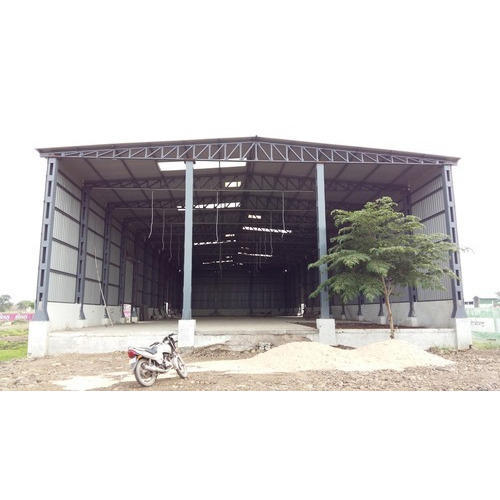 Being a customer oriented enterprise, we are engaged in providing a wide array of Roof Shade.  Features: Robust construction Weather resistance Easy installation  Use: It is mainly used in warehouses and factories