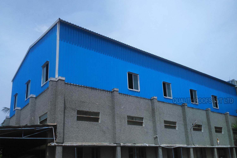Terrace Roofing Contractors