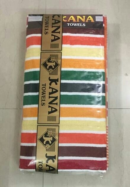 These are full size bath towels size 75-15 cms