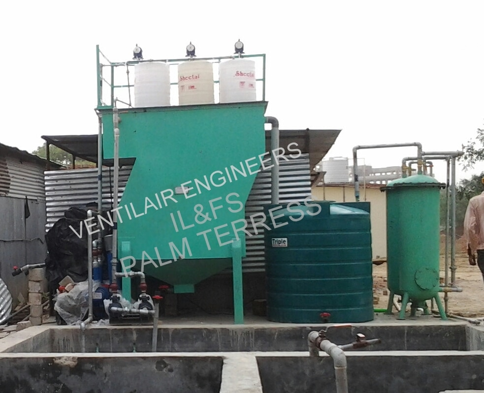 We are offering Waste Water Treatment plant.  Specifications: Output: 5m3/H Usage: Industrial, Home, Agriculture, Hospital Water Inlet Pipe: 50 Outer Size: 500*300*450