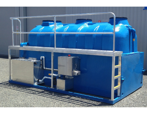 VENTILAIR ENGINEERS offers a mobile sewage treatment solution that is highly flexible and has very few requirements on its installation site.  The mobile systems for biological wastewater and sewage treatment of the TFR Bioreactor family are pre-mounted ex works and delivered ready-to-use. All modules are scaled to standard containers can easily be loaded and shipped through all common means. configures the systems in such a way that the only on-site requirements are a collection pit and a supporting horizontal surface. Upon request, the reactors can be pre-loaded with biomass, so they will reach their full performance capacity within only a few days. This systems in such a way that the only on-site requirements are a collection pit and a supporting horizontal surface. Upon request, the reactors can be pre-loaded with biomass, so they will reach their full performance capacity within only a few days.