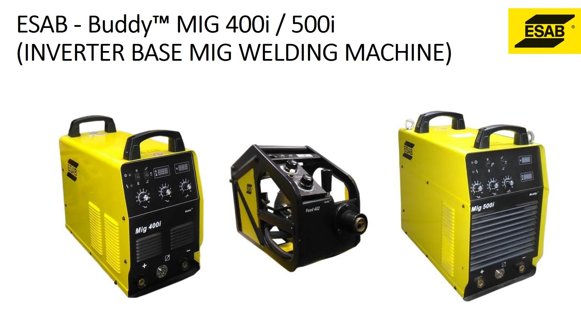 Esab Buddy Mig 400i 500i Inverter Base Welding Machine In Welder Parts Related Keywords Suggestions