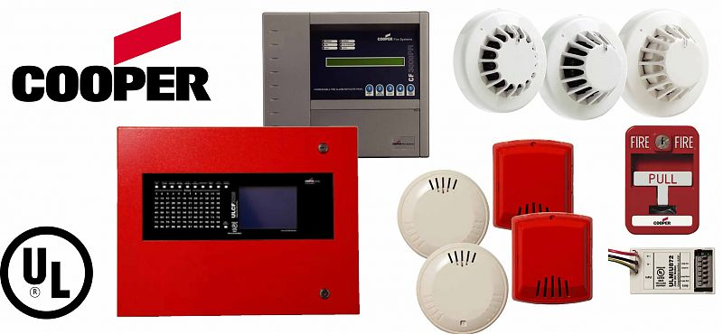 Eaton's fire systems