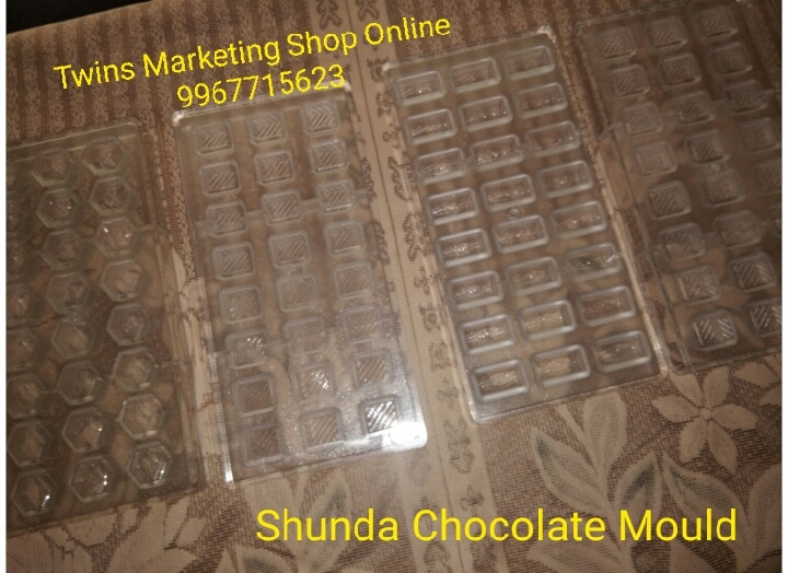 Used in making choco
