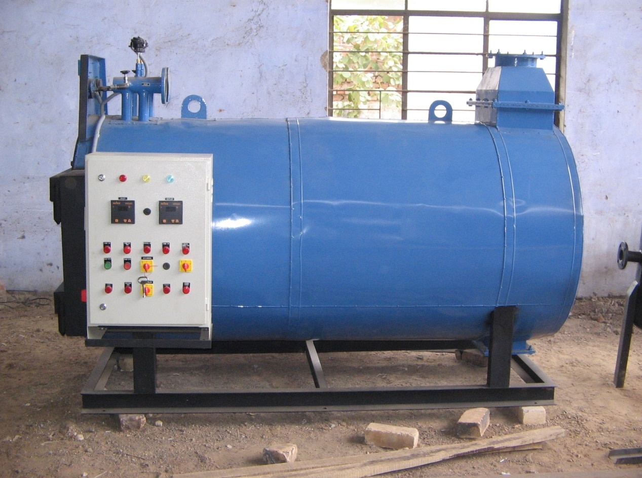 AQUATHERM - Three Pass Coil Type Packaged Hot Water Boilers in ...