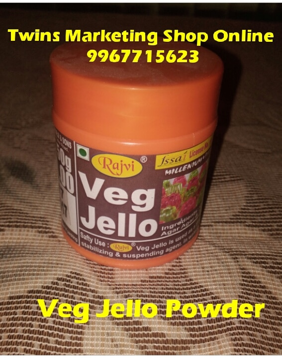 Used for making Jell