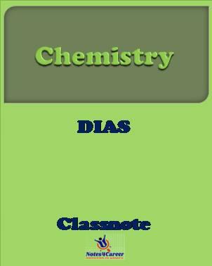 DIAS Chemistry Class