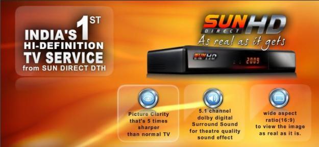 Sundirect HD Connect