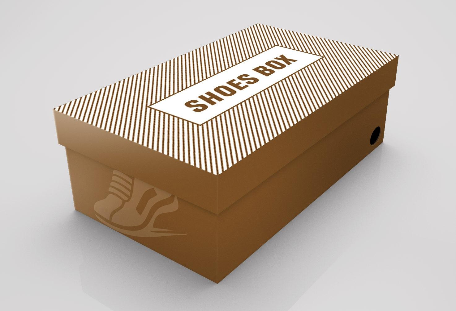 Fancy Shoe box in ri