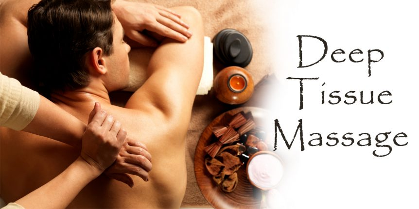 Deep tissue massage from india