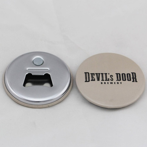 Buttons with bottle