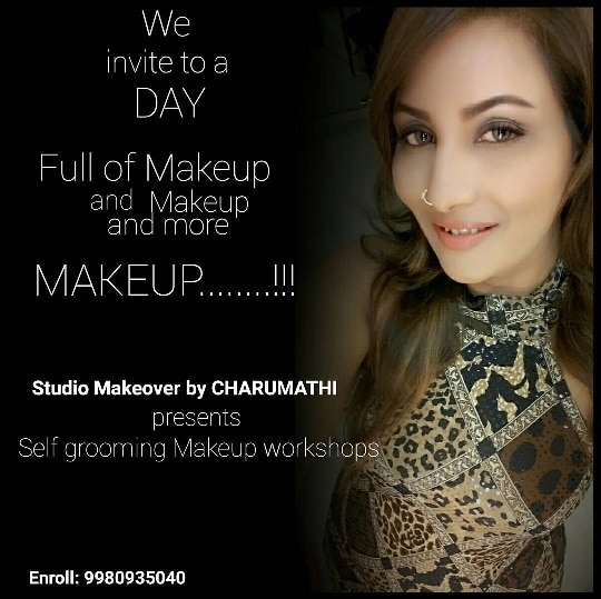 Personal Grooming( Makeup) Workshop