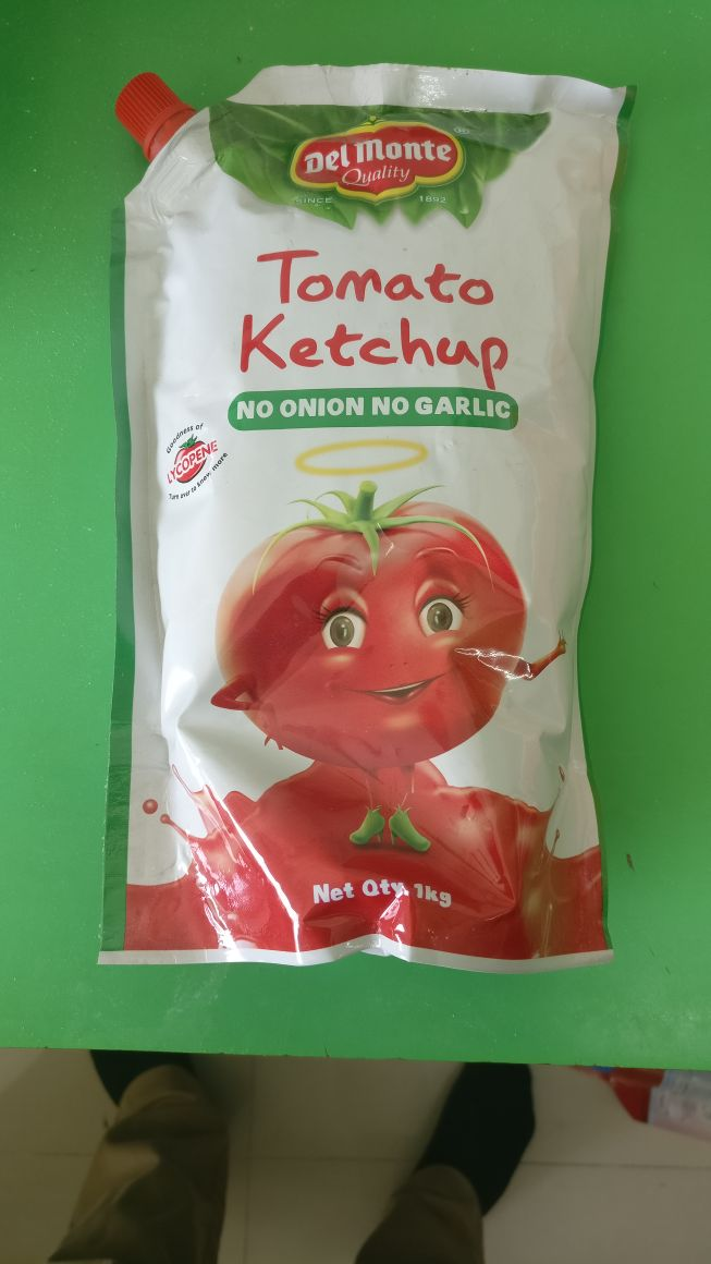 Tomato ketchum from
