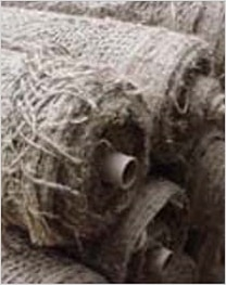 Jute soil saver is manufactured using pure fibres which are variety of uses. These help in improving soil which leads to better growth of the plants sown in the soil. Soil savers are mostly being used by the farmers or in agro industry and airport projects as a solution to the soil problems.  a) Soil Saver  Our customers can avail from us Jute Soil Savers which are offered at cost effective prizes and specifications. These are highly effective in preventing soil erosion and henceforth help in improving its quality. We cater these to highway, railway and housing projects. Our customers can buy these soil savers in various width and weight as per the clients demands.  b) Geo Jute We put forth Geo Jute & jute mesh in different sizes and specifications given by the clients. These are used to prevent top soil erosion and are highly effective for soil improvement. Our Geo jute finds application in highway, railway, housing and airport projects. Available in different width & weight as per the demands of our customers, these are reckoned for durability.