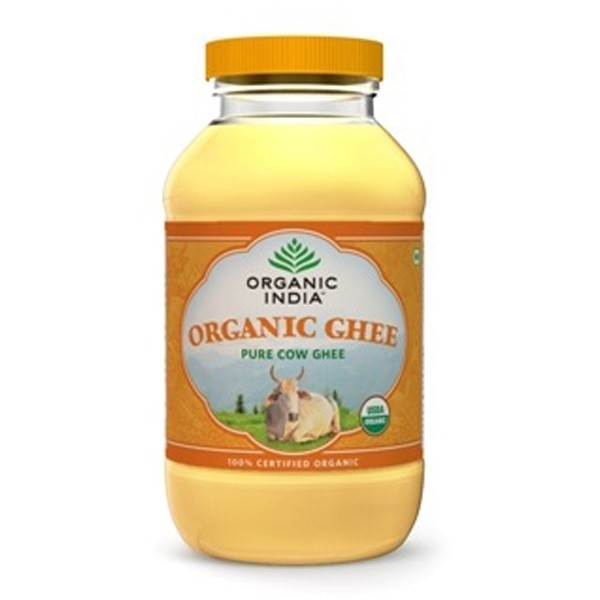 Organic Ghee is made