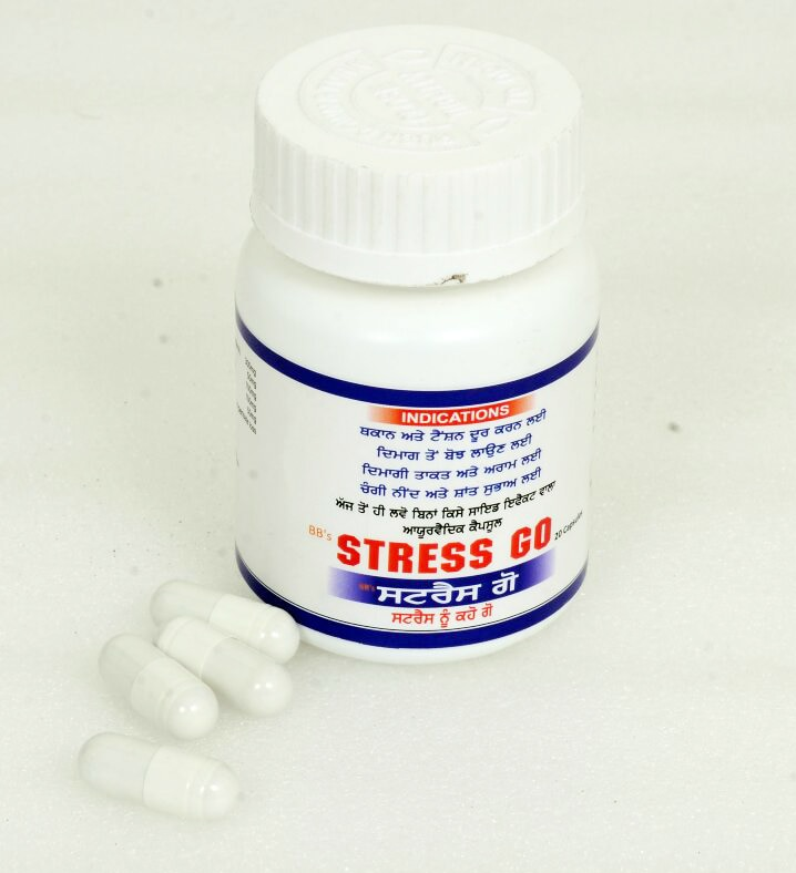 OUR STRESS CAPSULES