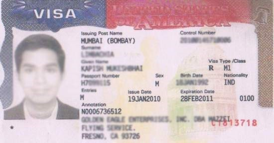 US Visa consultancy with an ex