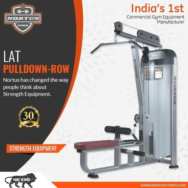 the lat pulldown mac