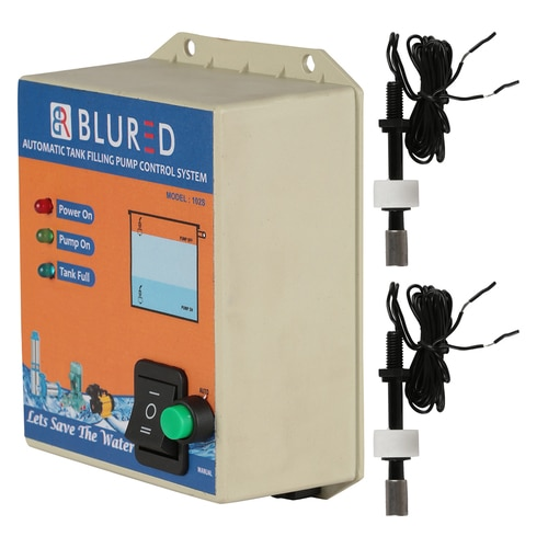 Automatic Water Tank Filling Pump Control System