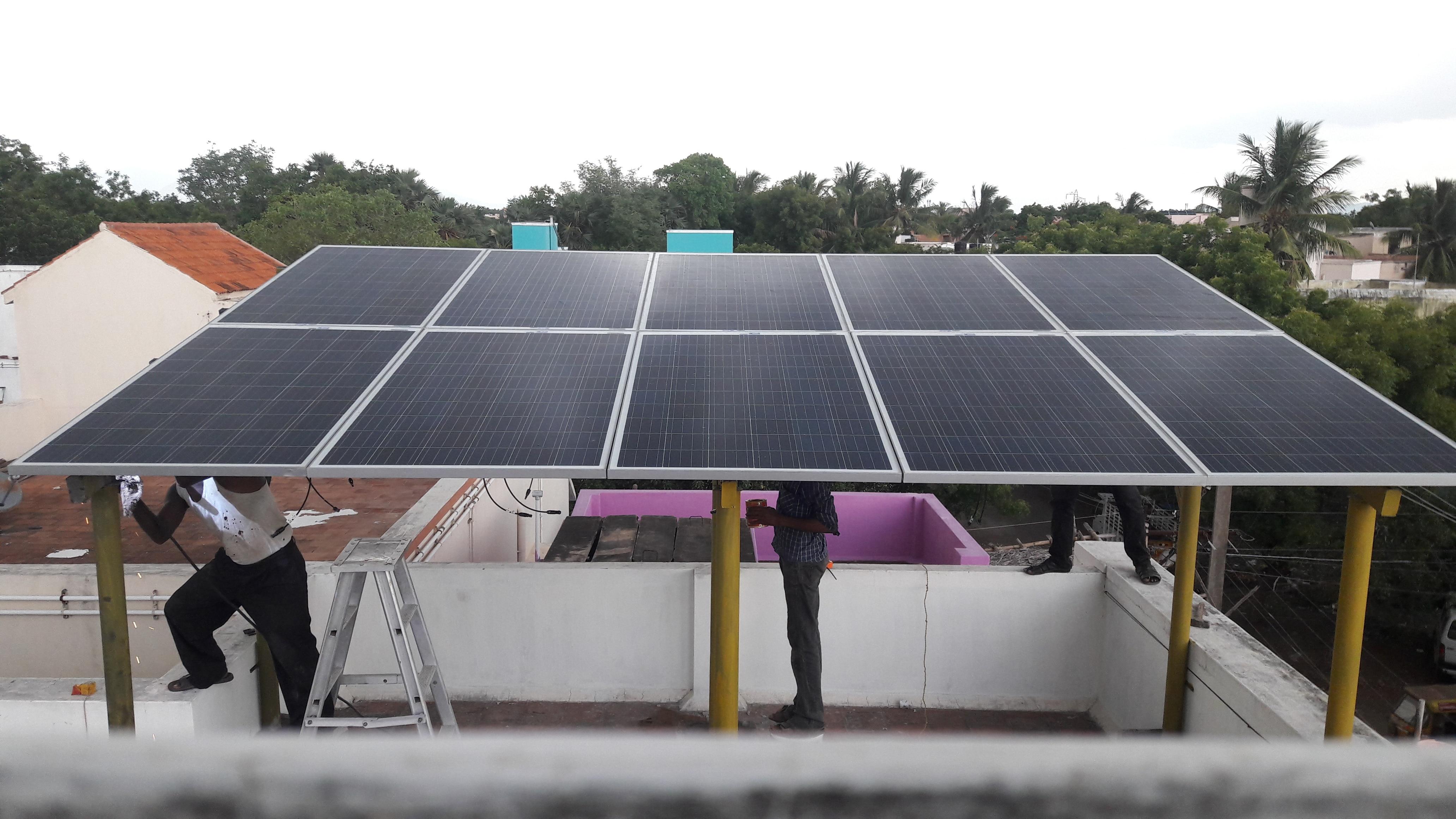 Solar Power Panels