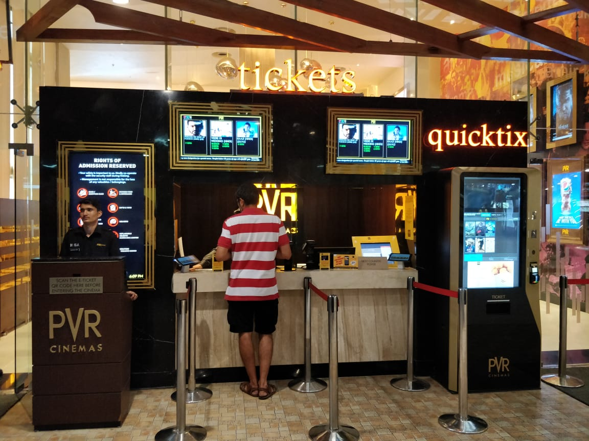 PVR Cinemas is one t