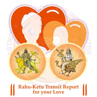 It is believed that Rahu Ketu transit can deliver unpleasant results in your life, including worsening your love relationship by changing your ability to think wisely. Hence, our Rahu Ketu transit report for love is a useful report for every person in love relationship if they want to sustain their relationship for longer without any scuffle or misunderstanding. The transit report is a way too useful guidance and curative measure for you to address your love related conflicts positively. You will be provided guidance to know the character trait of your love partner, which will further help you whether or not to stay with that person for the sake of your relationship.  IMPORTANT NOTES: •Manually Analysed and Hand-written by Expert Astrologer •Effective Solutions •100% Satisfaction Guarantee •Delivery: 7 Days •Privacy Guaranteed  Your Report Will Contain: •Astrological details of your Kundli •Astrological analysis of your situation.  Impact on your love life •How much favorable or unfavorable is transit of Rahu in Cancer and Ketu in Capricorn. •Whether this is to help in pushing ahead your prospects on finding your souls mate.  Special observations •Some notable developments are mentioned.  •Accurate remedial measures for your problems.  •Important Tips to make your situation easier for you