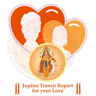 It is good to love someone and expecting him/her to be your partner for the rest of your life. However, there come certain moments when your trust is put on the test. Either of you questions or suspects loyalty of each other. This leads to the breakup of such relationship. Our Jupiter transit report for your love is a good solution you can trust to fix anything that makes you doubtful about your love relationship. If you choose this service, you will be provided best guidelines and new insight by which you get to know the true reality of your love. Consult our astrologer for more information in this regard and get your love related query solved.  IMPORTANT NOTES: •	Manually Analysed and Hand-written by Expert Astrologer •	Effective Solutions •	100% Satisfaction Guarantee •	Delivery: 7 Days •	Privacy Guaranteed  Your Report Will Contain: •	Astrological details of your Kundli •	Astrological analysis of your situation.  Impact on your love life •	How much favorable or unfavorable is transit of Jupiter in Libra for love life. •	Whether this is to help in pushing ahead your prospects of having an enjoyable love life.  Special observations •	Some notable developments are mentioned.  •	Accurate remedial measures for your problems.  •	Important Tips to make your situation easier for you
