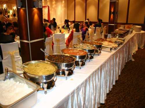 Wedding Catering Service  With